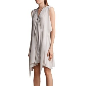 NWT All Saints Jayda Silk Dress